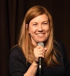 Toronto Stand Up Comedian Cathy MacPherson