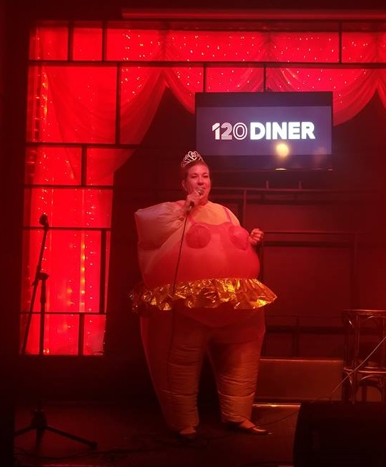Halloween Stand Up Comedy
