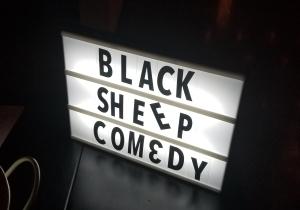 Black Sheep Comedy is Lit