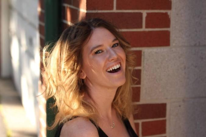 Grace McClure Toronto Comedian