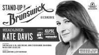 Kate Davis Stand Up Comedy at Brunsick Bierworks in East York