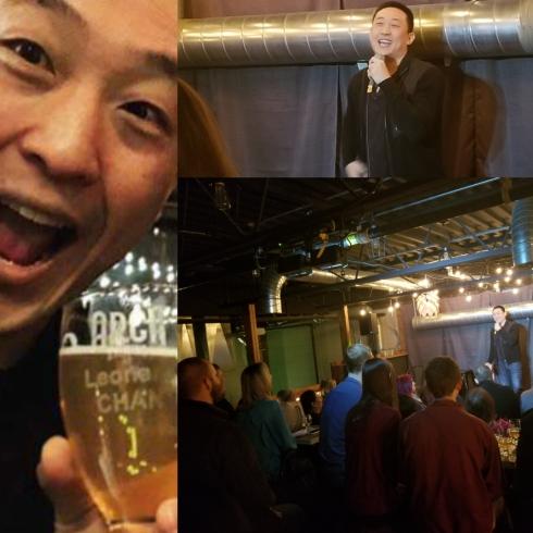 Leonard Chan Featured Comedian