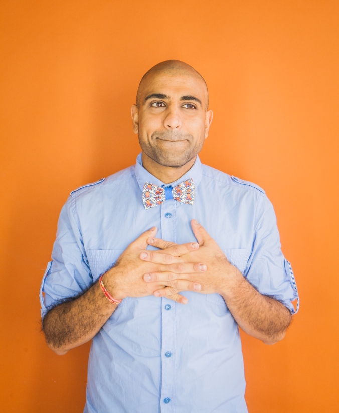 Amish Patel Toronto Stand Up Comedy