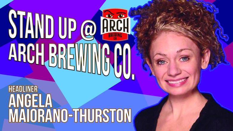 Best Comedy in Newmarket - Angela Maiorano Thurston