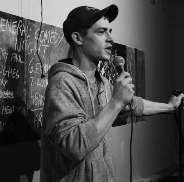 Brandon Henderson Bowmanville Comedian