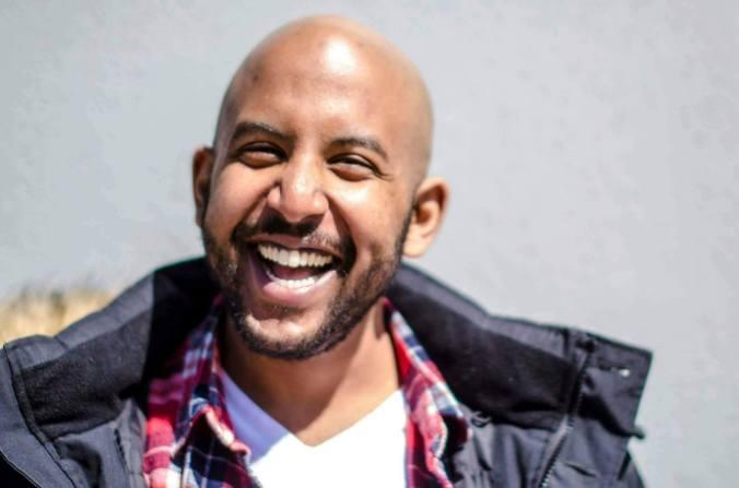 Hisham Kelati comedian