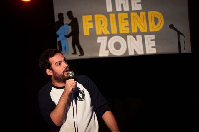 Michael Primiani Stand Up Comedian