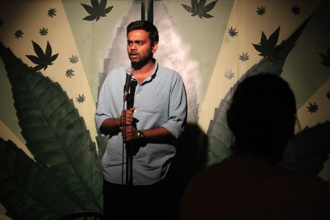 Rahil Shaikh Stand Up Comedy