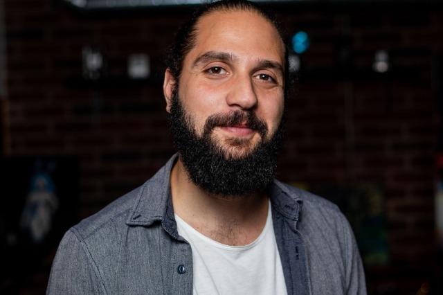 Raphael Loucadellis Toronto Comedian