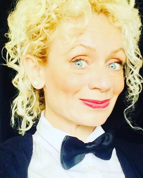 Angela Mariano-Thurston Canadian Comedian