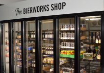 Bierworks beer fridge