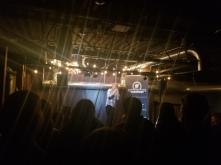 Dena Jackson on stage