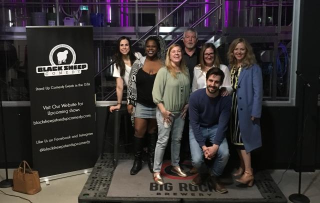 Black Sheep Comedy's Stand Up @ Big Rock Comedians