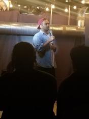 Rahil Shaikh Comedian