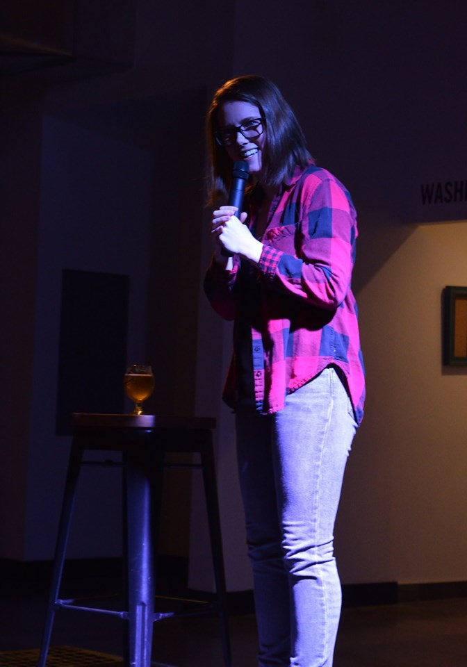 Rebecca Reeds Comedian