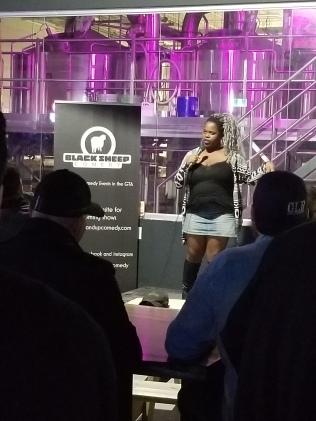 Tamara Shevon Stand Up Comedy Etobicoke