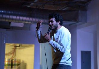 AJ Bate Comedian