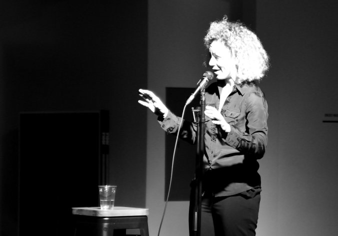 Angela Mairano Thurston Stand Up Comedian