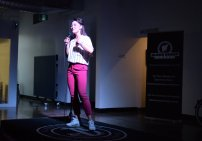 Jennifer Hsiung Comedian