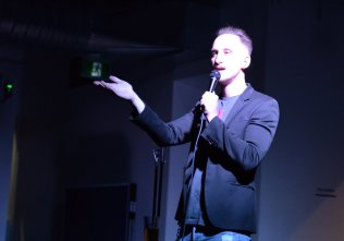 Kyle Brownrigg Headliner Black Sheep Comedy