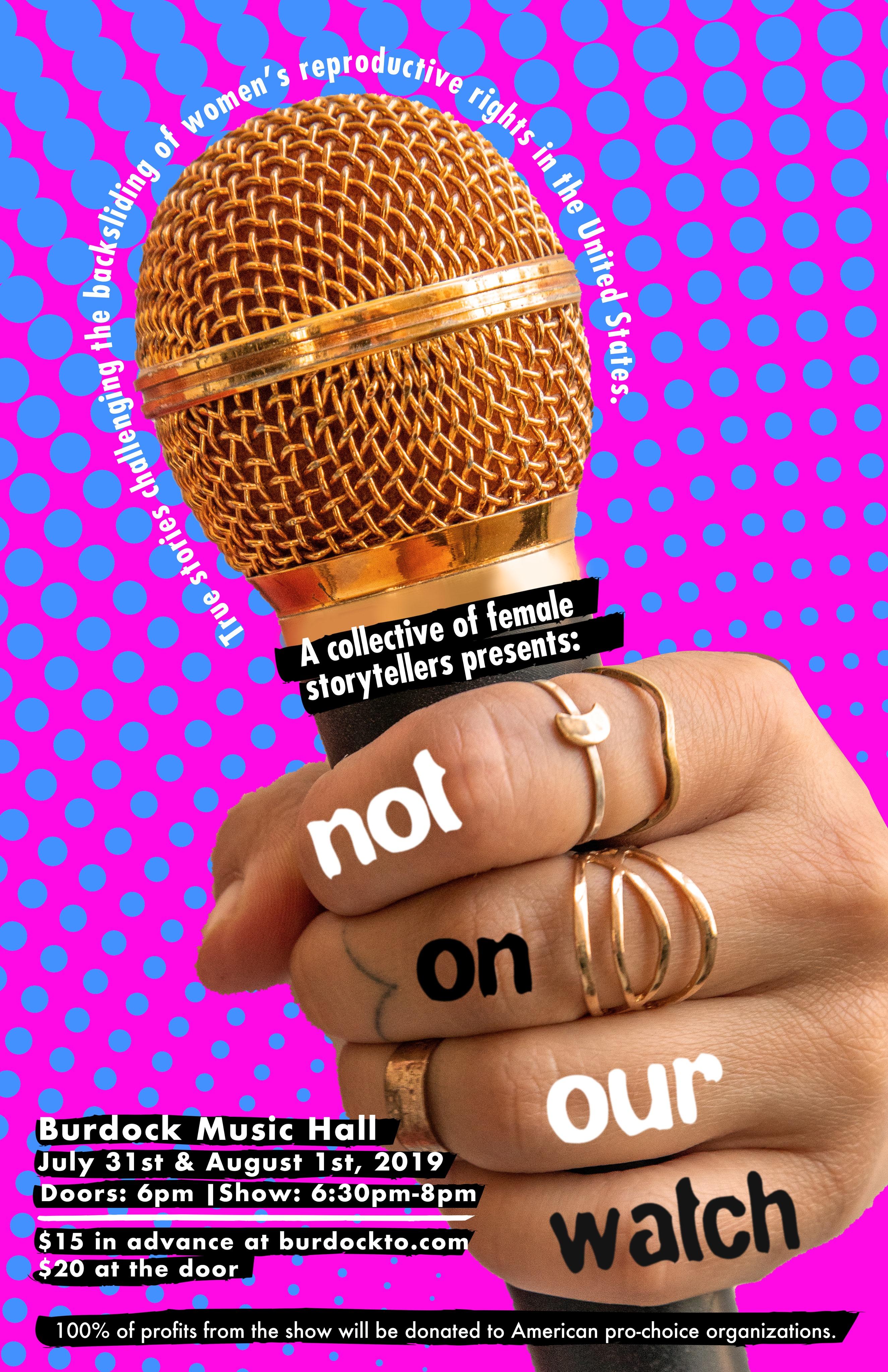 Womens Rights Fundraiser Toronto