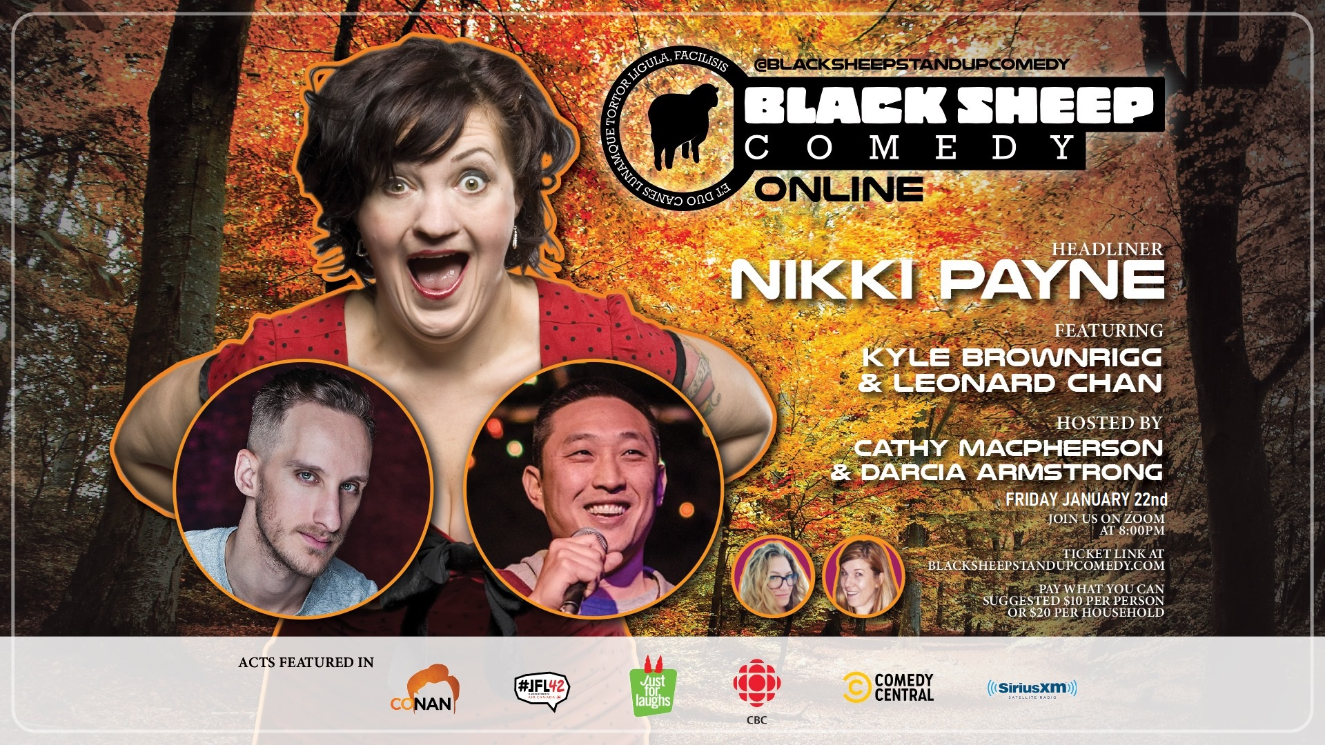 black sheep comedy nikki payne