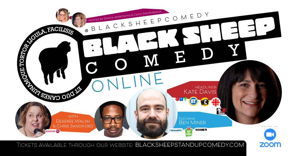 black sheep comedy online kate davis